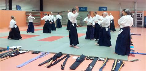 ecole des cadres formation continue enseignant aikido ffaaa