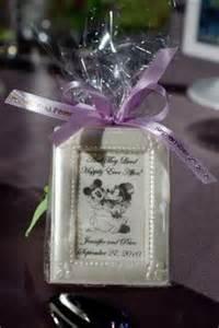disney wedding gifts 1000 ideas about disney wedding favors on disney weddings wedding favours and