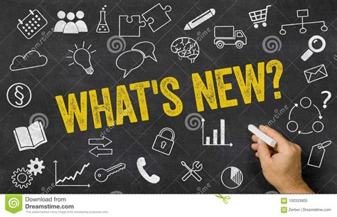 Whats new stock image. Image of newspaper, newspapers ...
