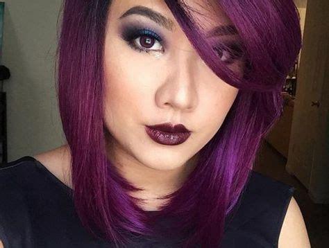 1001 id 233 es pour sublimer votre look avec la couleur de cheveux violine cheveux cheveux