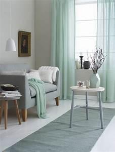 Salon Vert D Eau : 1001 conseils et id es pour une d co couleur vert d 39 eau ~ Zukunftsfamilie.com Idées de Décoration