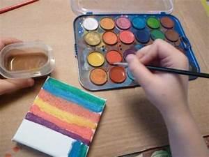 Malen Mit Wasserfarben : malen mit wasserfarben wir holen uns den fr hling ins haus ~ Orissabook.com Haus und Dekorationen