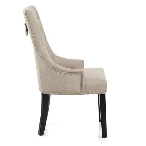 tissu chaise chaise bois tissu ascot monde du tabouret