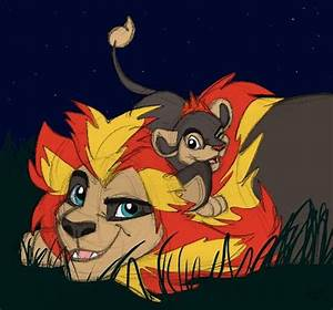 Pokemon Pyroar Lion King Images | Pokemon Images