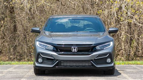 We did not find results for: 2020 Honda Civic Hatchback Sport Touring Review: Happy Hatch