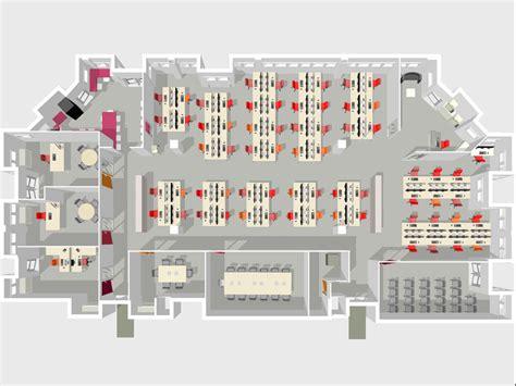 cloison pour cuisine architecte de bureau amso plan d 39 aménagement de bureau