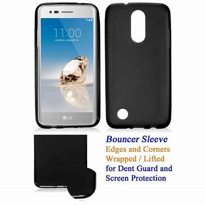 Fortune Lg Case Phone Bouncer Edges K8