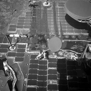 Opportunity Discovers Dust Devil, Explores Steepest Slopes ...