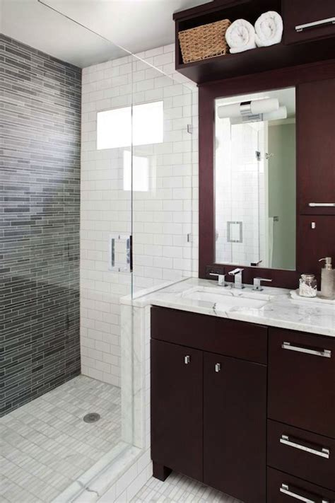 cherry bathroom cabinets design ideas