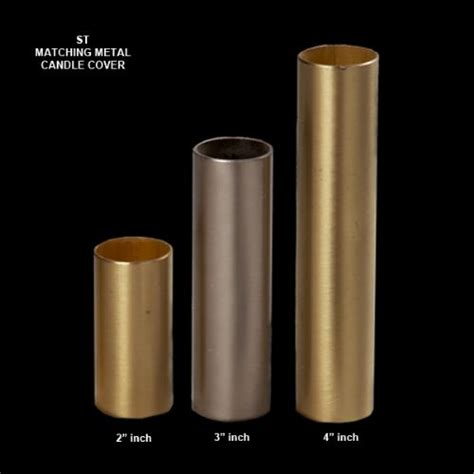 candle sleeves for chandeliers candle covers lighting accessories american brass