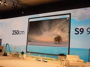 Samsung S9 Zoll : ultra hd auf der ifa samsung zeigt s9 mit 98 zoll ~ Kayakingforconservation.com Haus und Dekorationen