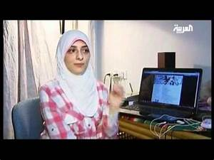 Palestinian Blogger Attracts International Viewers - YouTube