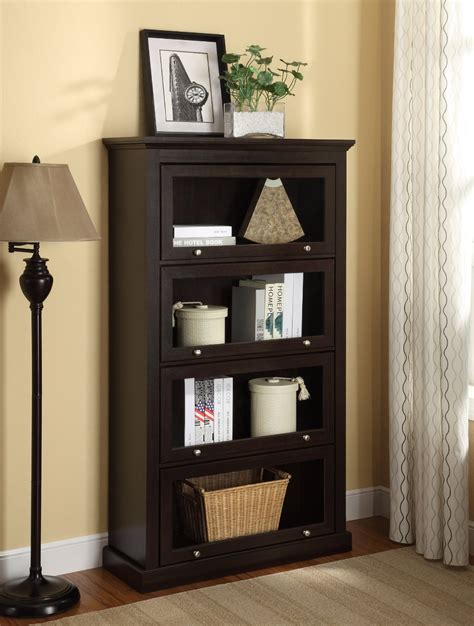 Bookcases With Doors by Top 12 Bookcases With Glass Doors Of 2017