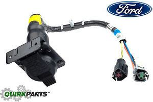 1997 F150 Trailer Wiring by 1996 1997 Ford F150 F250 F350 Bronco 7 Pin Trailer Tow