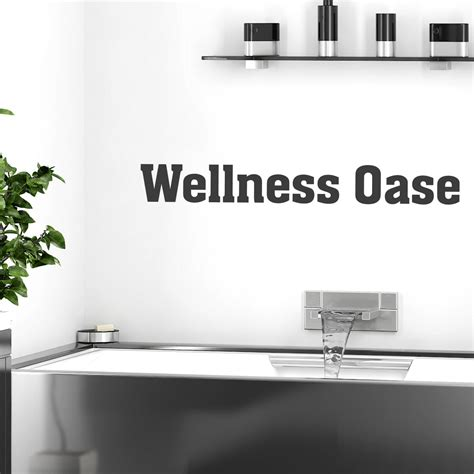 wellness oase düsseldorf wandtattoo wellness oase