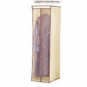 Housse De Protection Vetement : housse pour 8 v tements longs en polycoton ~ Melissatoandfro.com Idées de Décoration