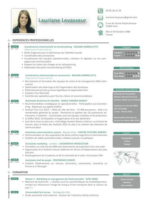 Rédaction Cv Gratuit by Resume Format Pr 233 Sentation Cv Juriste