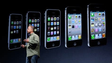 iphone history happy anniversary iphone and all other smartphones it