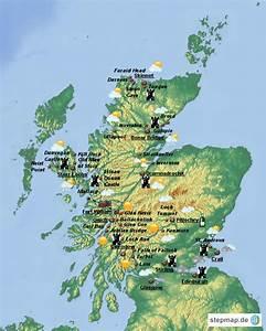 Land In Schottland Kaufen : schottland urlaub von glowa landkarte f r mitteleuropa ~ Lizthompson.info Haus und Dekorationen
