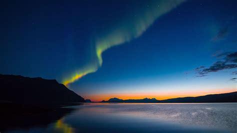 aurore boreale daily show