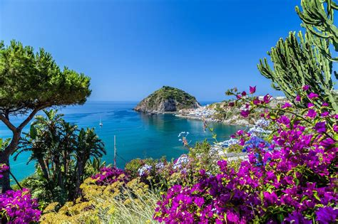 Capri Most Beautiful Mediterranean Islands In Italy