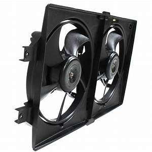 New Radiator Fan 300 Chrysler Concorde Dodge Intrepid 2002