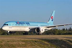 Korean Air Boeing 787 9 Hl7207 Boeing 787 9 Dreamliner