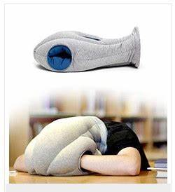 The Amazing Ostrich Pillow For Those Power Naps And