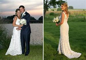 what celebrity wedding dress would you wear With jenna bush wedding dress