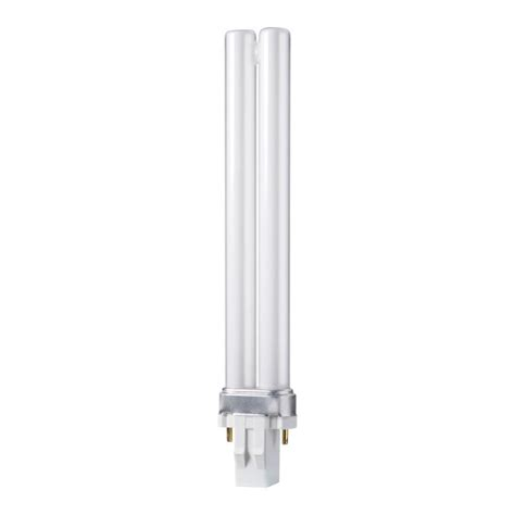 philips 13 watt cool white 4100k cflni 2 pin gx23 2 cfl