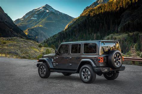 jeep wranger unlimited sahara automobile magazine