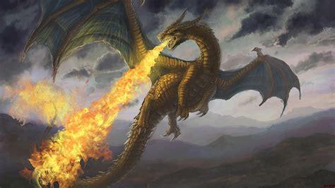 artwork fantasy art dragon fire wallpapers hd desktop