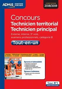 Tout En Un : concours technicien territorial technicien principal ~ Dode.kayakingforconservation.com Idées de Décoration