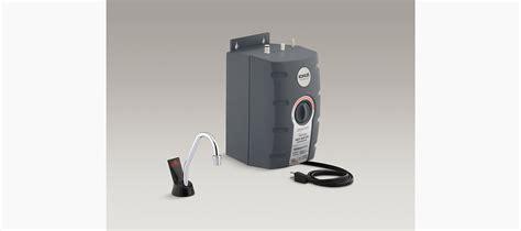 piping hot hot water dispenser    kohler