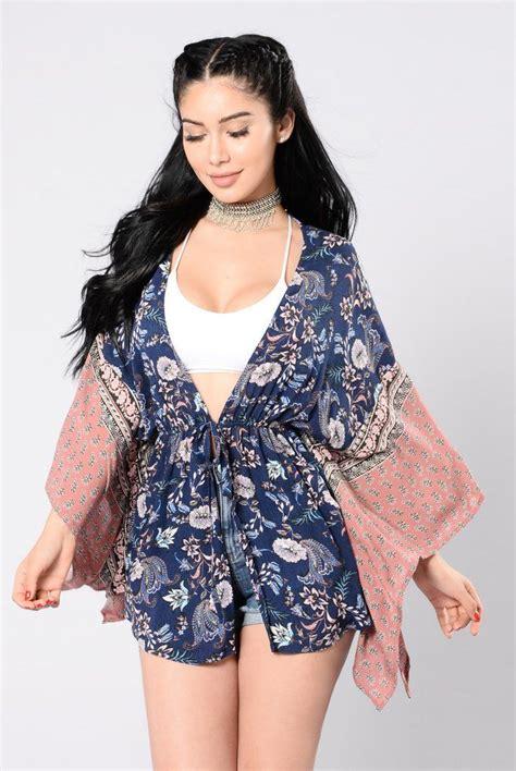 La Playa Kimono - Navy | Pinterest | Kimonos Navy and Clothes
