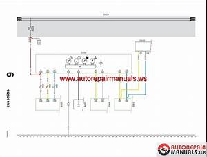 Daf Truck Repair Manual  Wiring Schematic