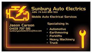 Sunbury Auto Electrics  Sunbury