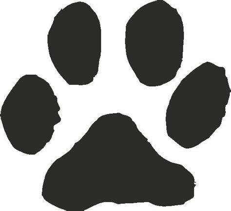 cat print cat paw print vector by opdeebee on deviantart