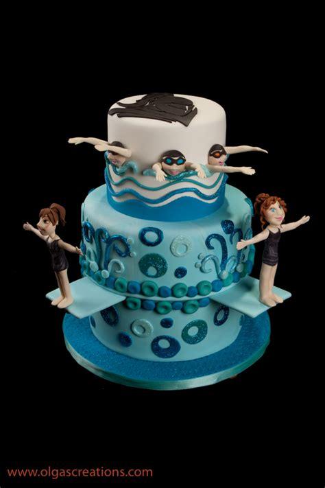 girls swim team banquet cakecentralcom