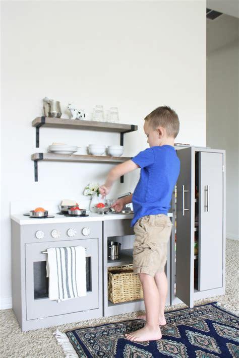 diy cuisine enfant diy une cuisine r 233 aliste pour enfants la