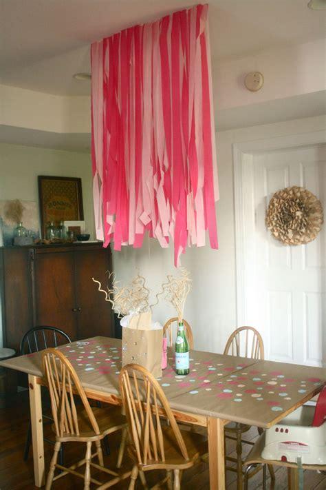 Decorating Ideas Decoration by 12 Easy Diy Birthday Decor Ideas