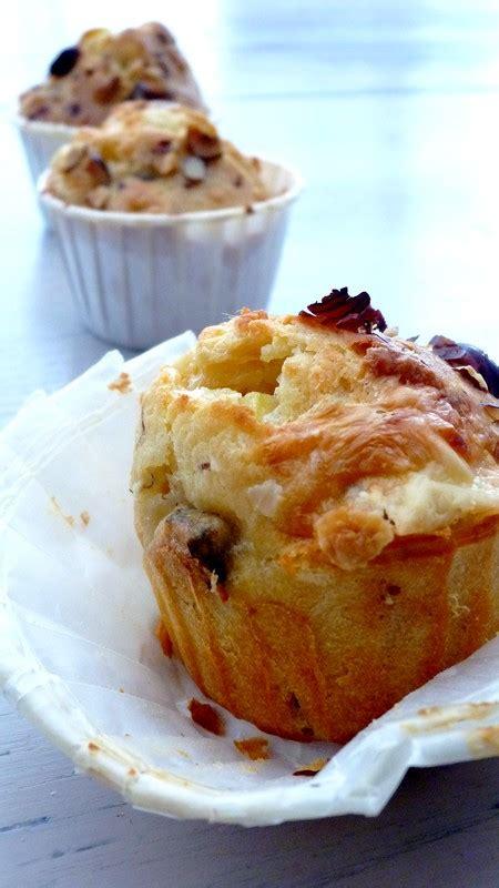 cuisine de tous les jours muffins aux pommes noisettes et fourme d 39 ambert cuisine
