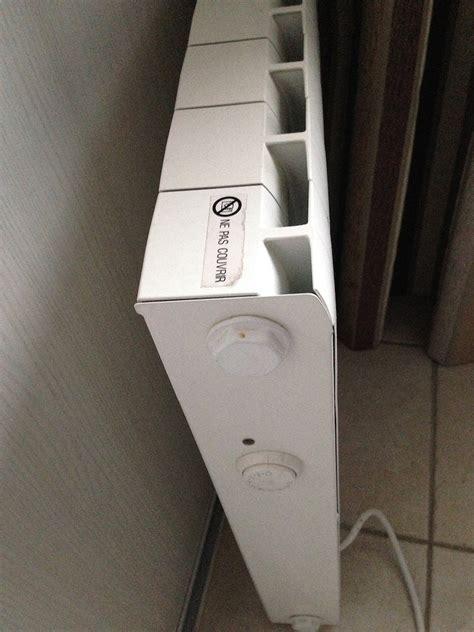 quel radiateur electrique pour une chambre comment humidifier une chambre avec chauffage electrique