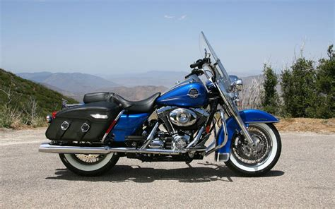 Davidson Road King Image by 2009 Harley Davidson Flhrc Road King Classic Moto
