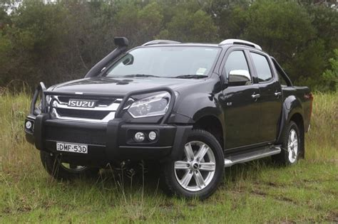Isuzu Mux Backgrounds by Isuzu D Max Ls T 2017 Review Carsguide