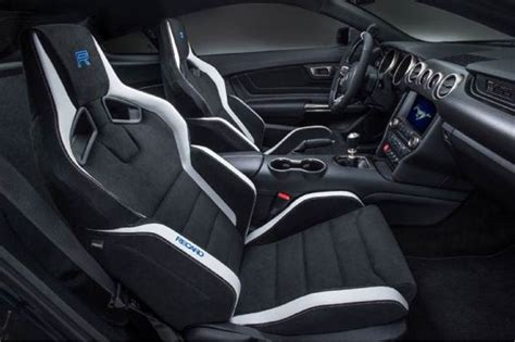 siege auto recaro 2017 ford mustang interior exterior automotive trends
