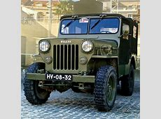 Jeep Willys Belem, Lisbon, Portugal in Wikipedia The