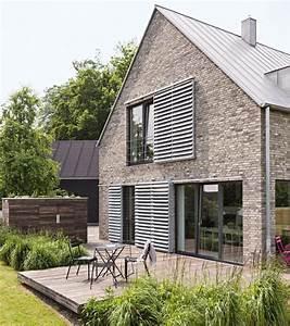 Anbau Einfamilienhaus Beispiele : nat rliche materialien bild 5 sch ner wohnen ~ Lizthompson.info Haus und Dekorationen