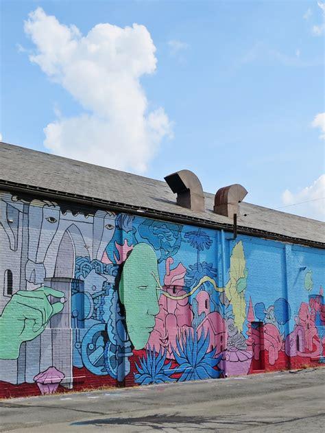 PHOTOS: Street Art in Richmond, VA   Also Coffee