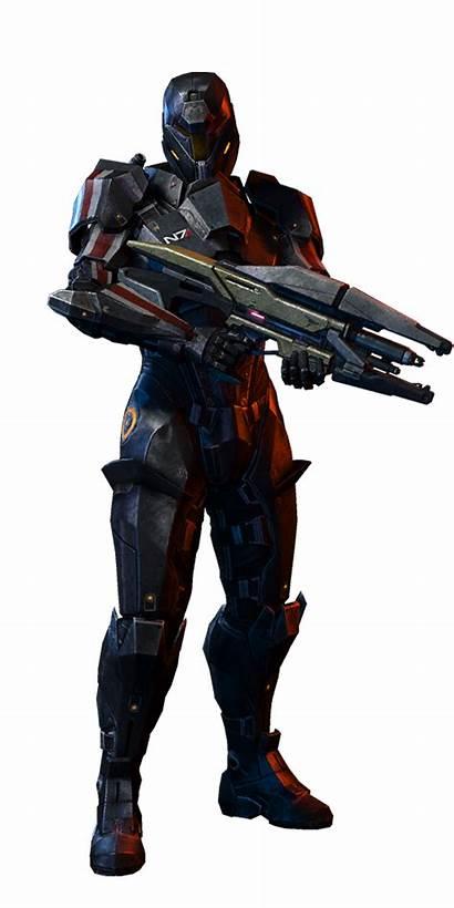 Mass Effect N7 Destroyer Soldier Halo Unsc